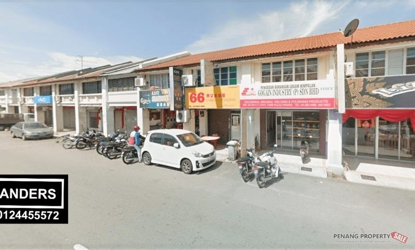 Heritage Shop Lot Georgetown FOR RENT