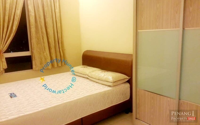 Putra Place Condominium, Queensbay nearby, short journey to Bayan Lepas Industrial Zone