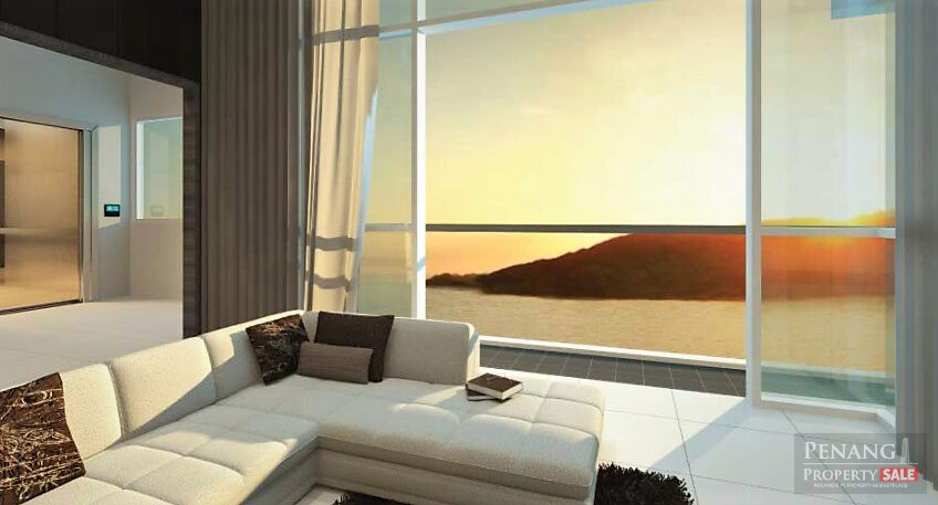 Queensbay, QuayWest Residence, Luxury Waterfront Serviced Apartment (1,819sf)