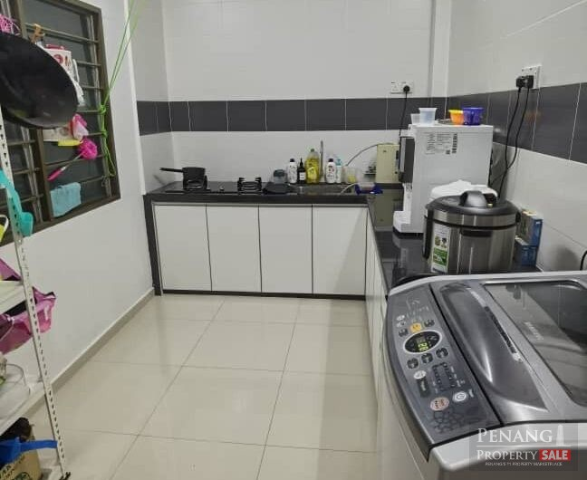 Single storey terrace house at Taman Lip Sin For Sale