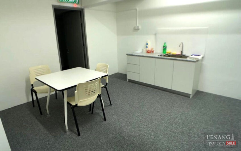 Anson Cube Commercial Office 5000SF Renovated with Lift