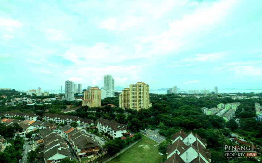 Vista Gambier CORNER unit 1505SF nice view with Low density