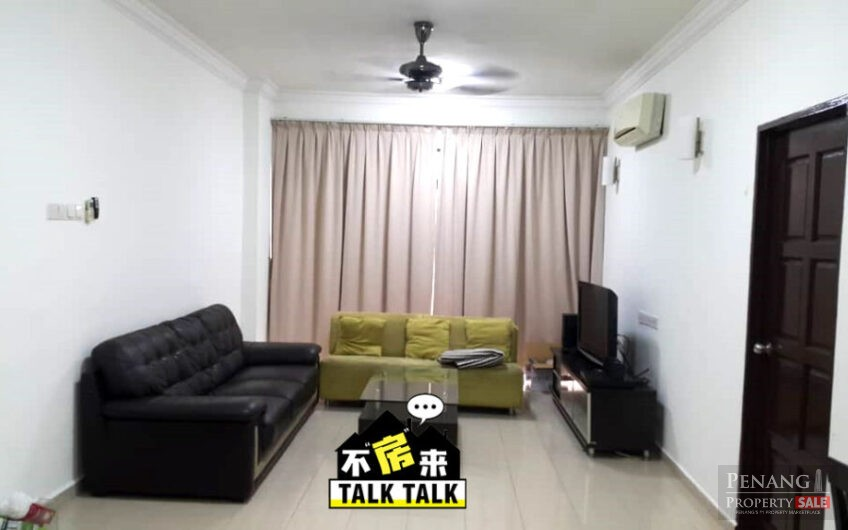 2 carpark unit Sunny ville condo fully furnish for rent clean and tidy