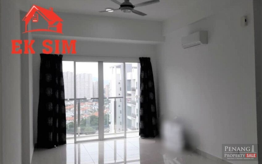 Sea View Tropicana Bay Residence Partially Furnished Queensbay Mall