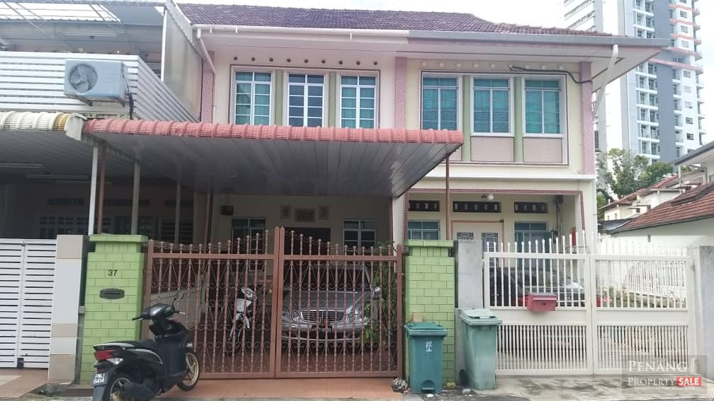 For Sale Double Storey Terrace Georgetown Penang