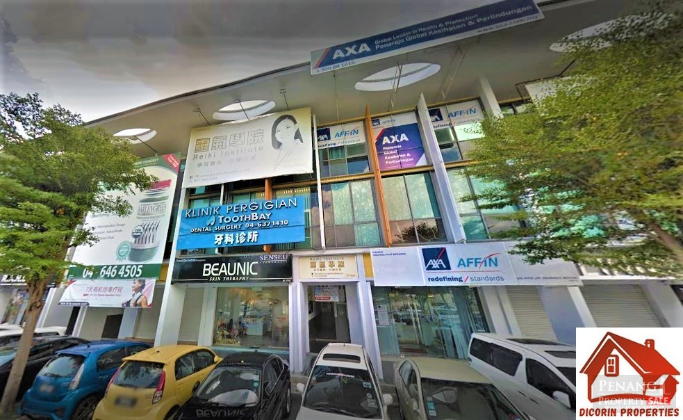 Bay Avenue, Face Main road, Hight traffic flow, for Rent