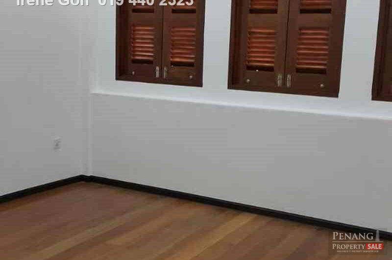 2 storey terrace house ( Ground floor only ) at Lebuh Presgrave
