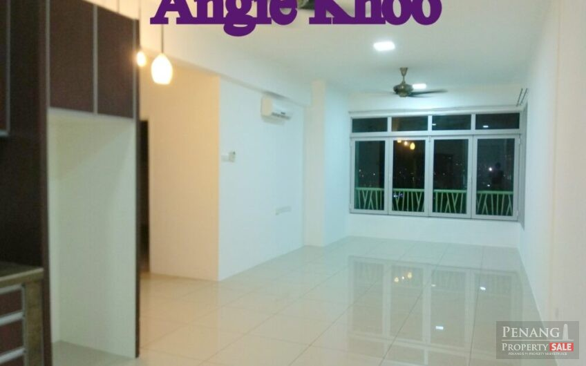 Without Balcony THE PEAK Tanjung Tokong 1000SQFT Renovated Unit