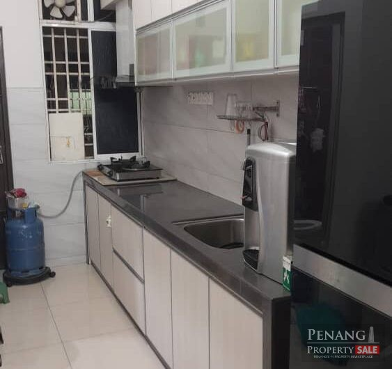 Limau manis 2 sty terrace for sale| renovated|RM550K