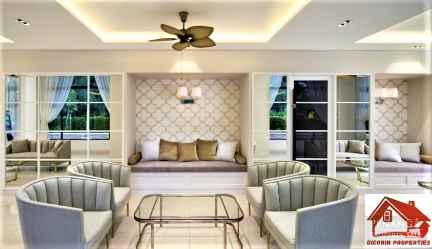 Eco Bloom @ Eco Meadows,  Fully renovated and Furnished,