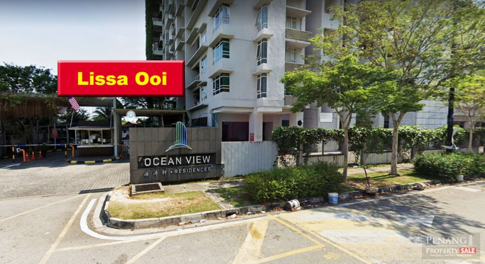 Ocan View Condo For Rent at Butterworth (Fully Furnished)
