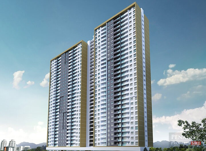 Bukit Jambul *New Launch* Residential, Booking RM1K